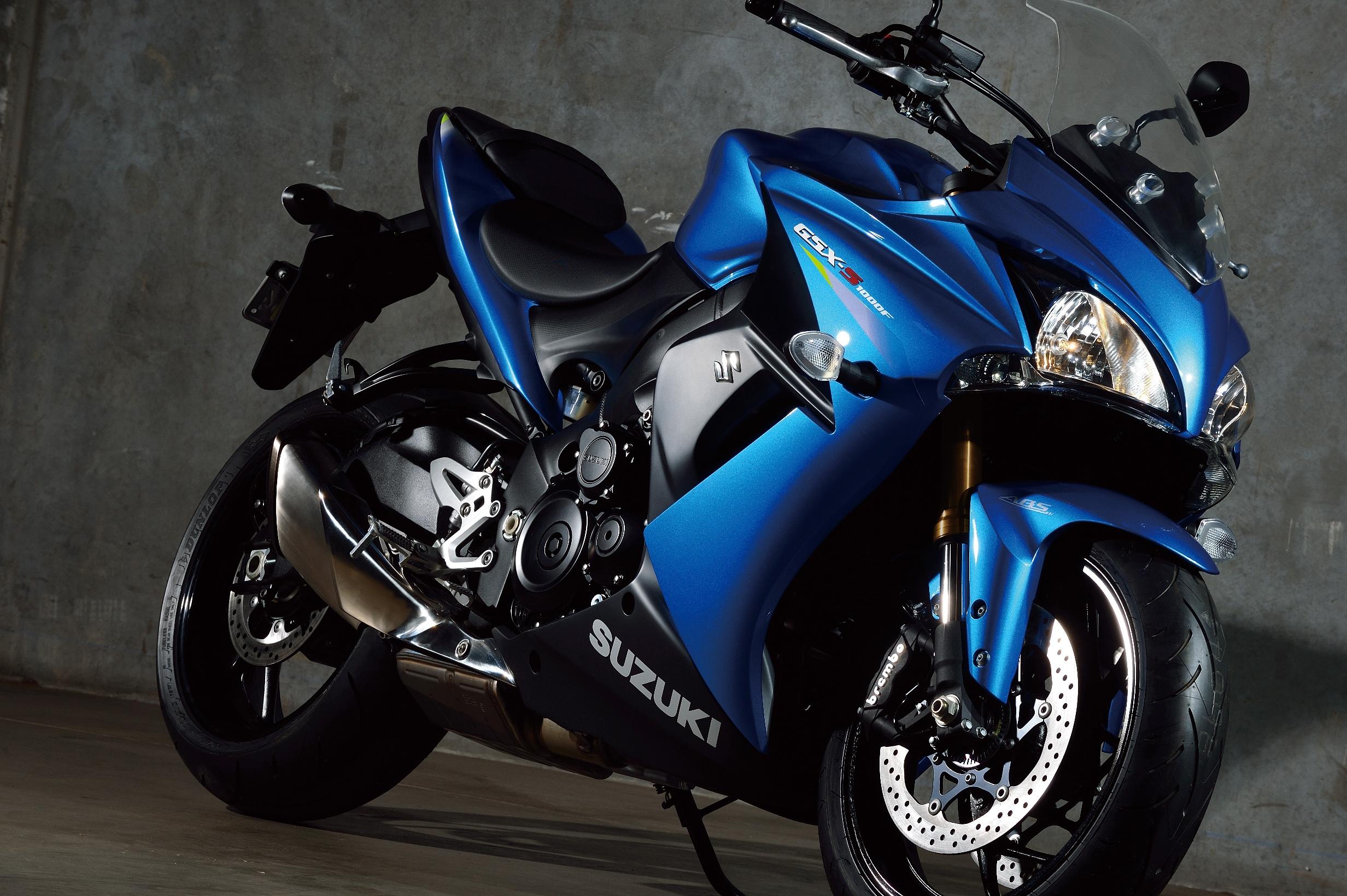 Le novità Suzuki 2015 al Motor Bike Expo