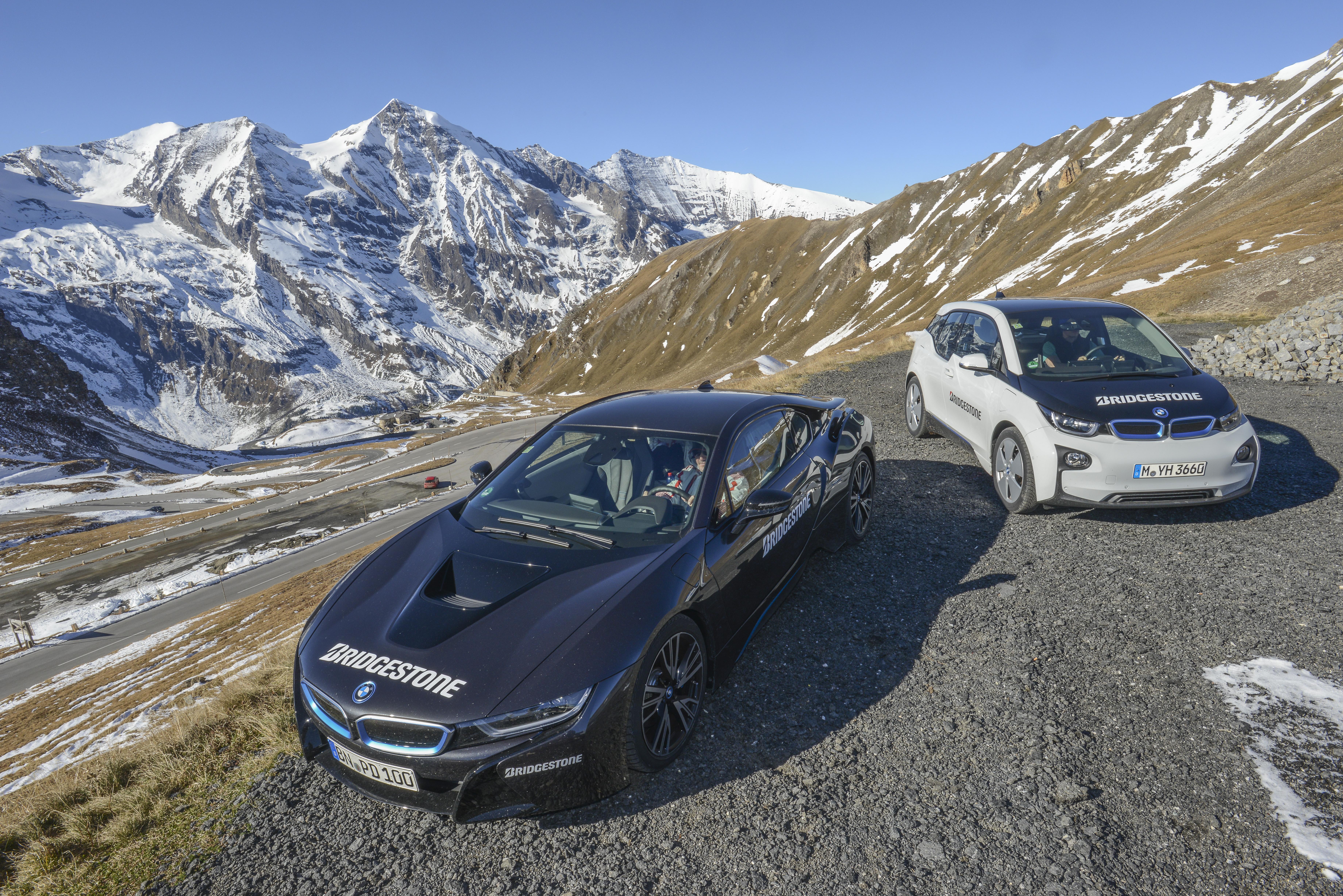Con Bridgestone e BMW sulle tracce di Annibale