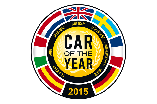 Car Of The Year 2015: le finaliste