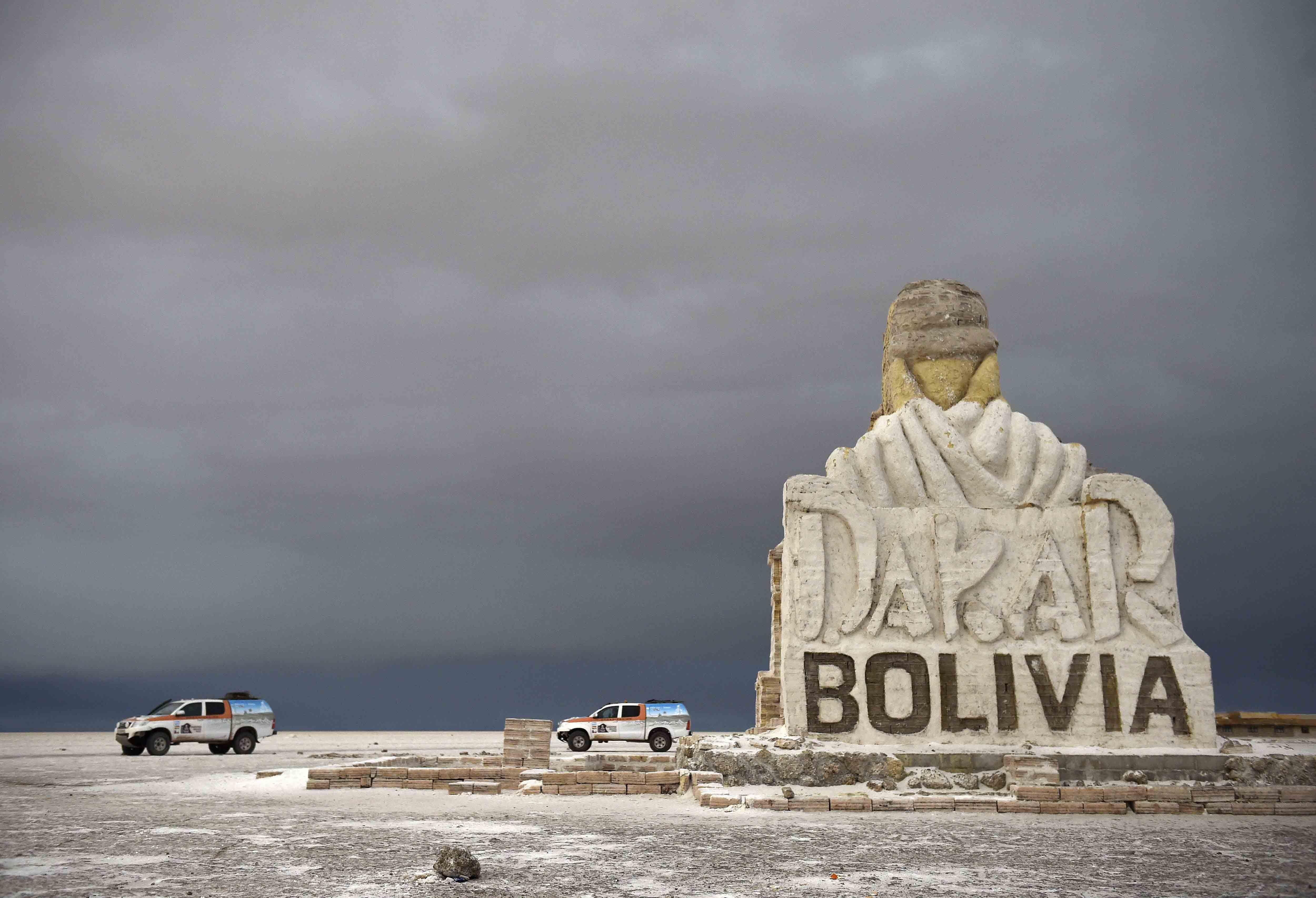 Su Eurosport il meglio della Dakar 2015