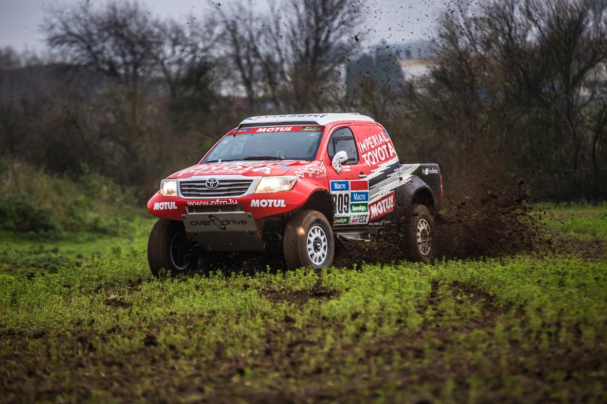 Motul alla Dakar 2015