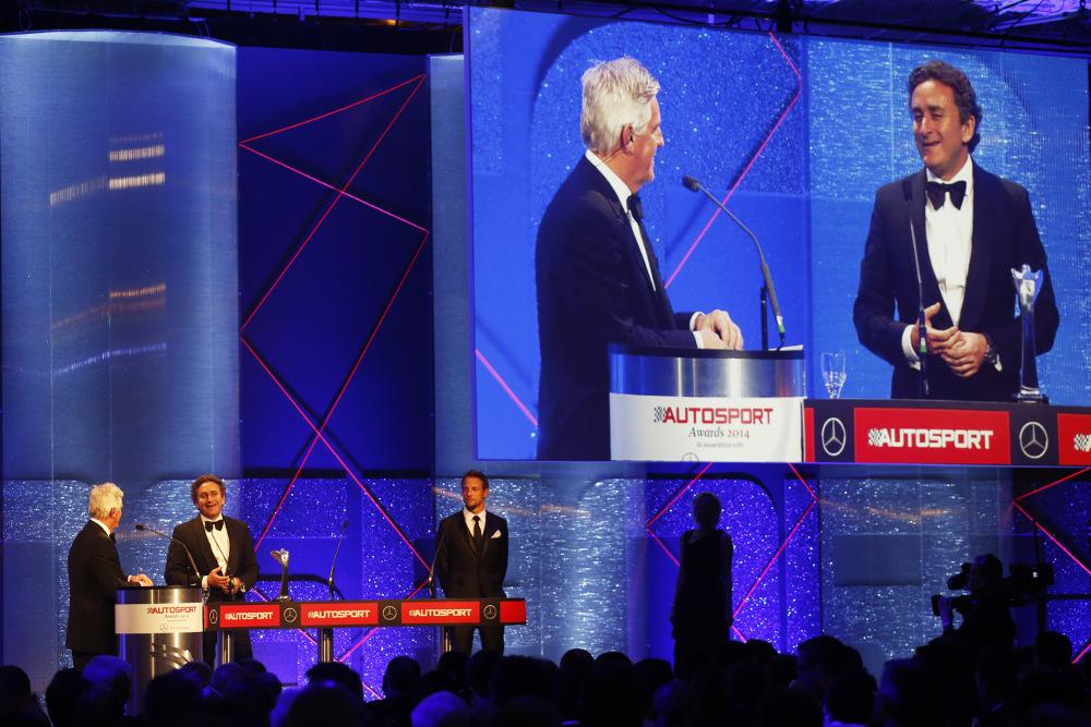 La Formula E premiata agli Autosport Awards