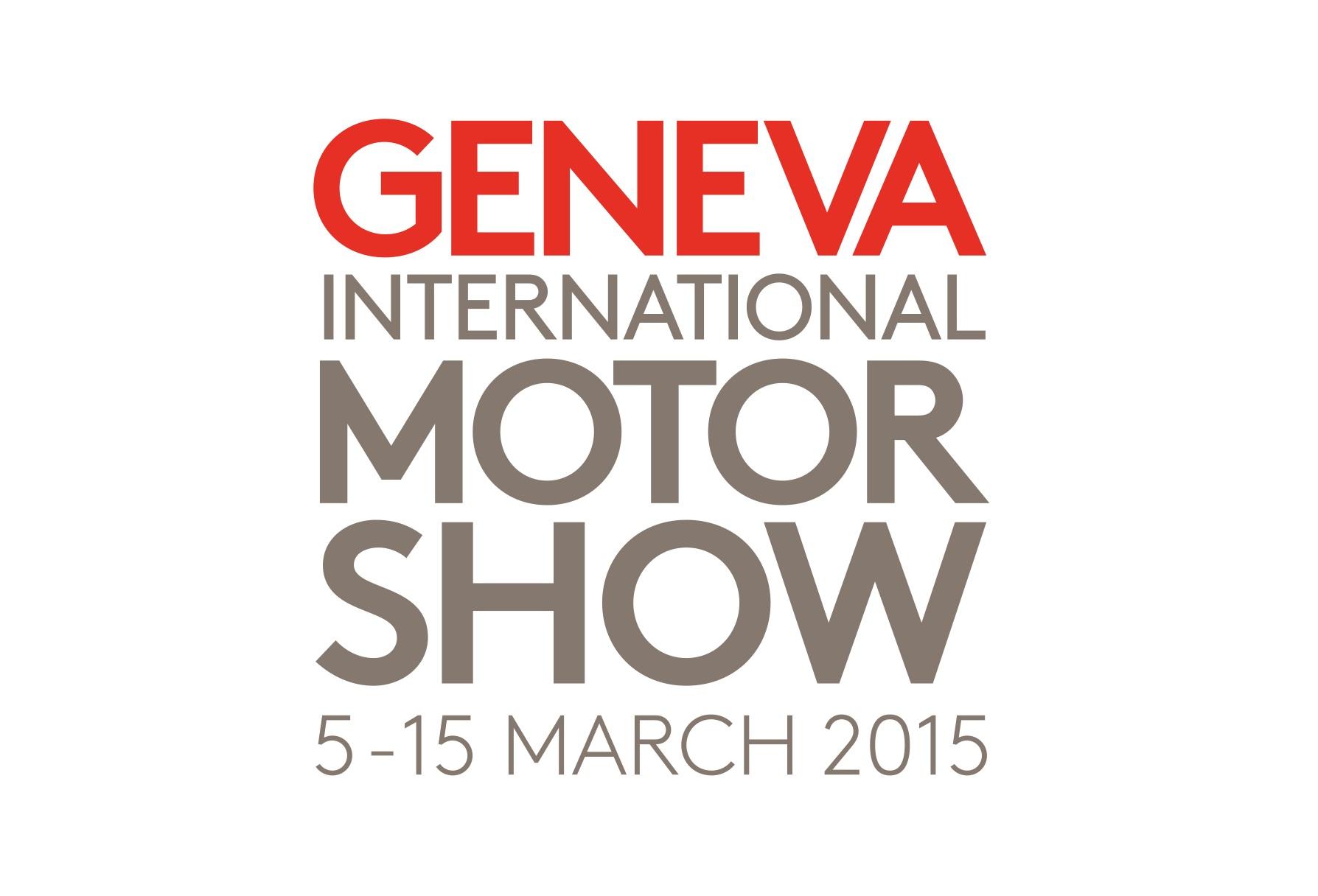 Salone di Ginevra: nuovo logo per il 2015