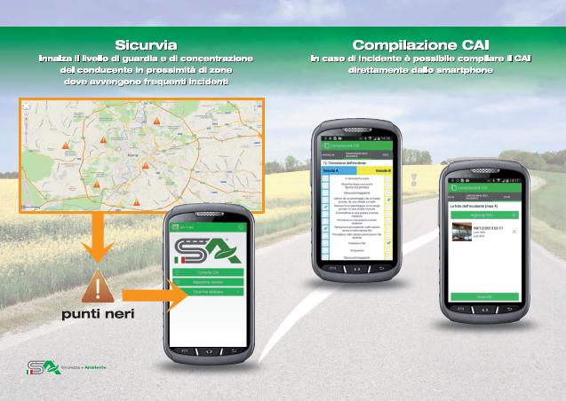 SA free: l'APP gratuita per la sicurezza stradale