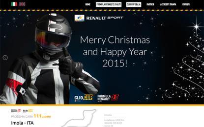 F. Renault 2.0 ALPS e Clio Cup Italia: nuovo sito