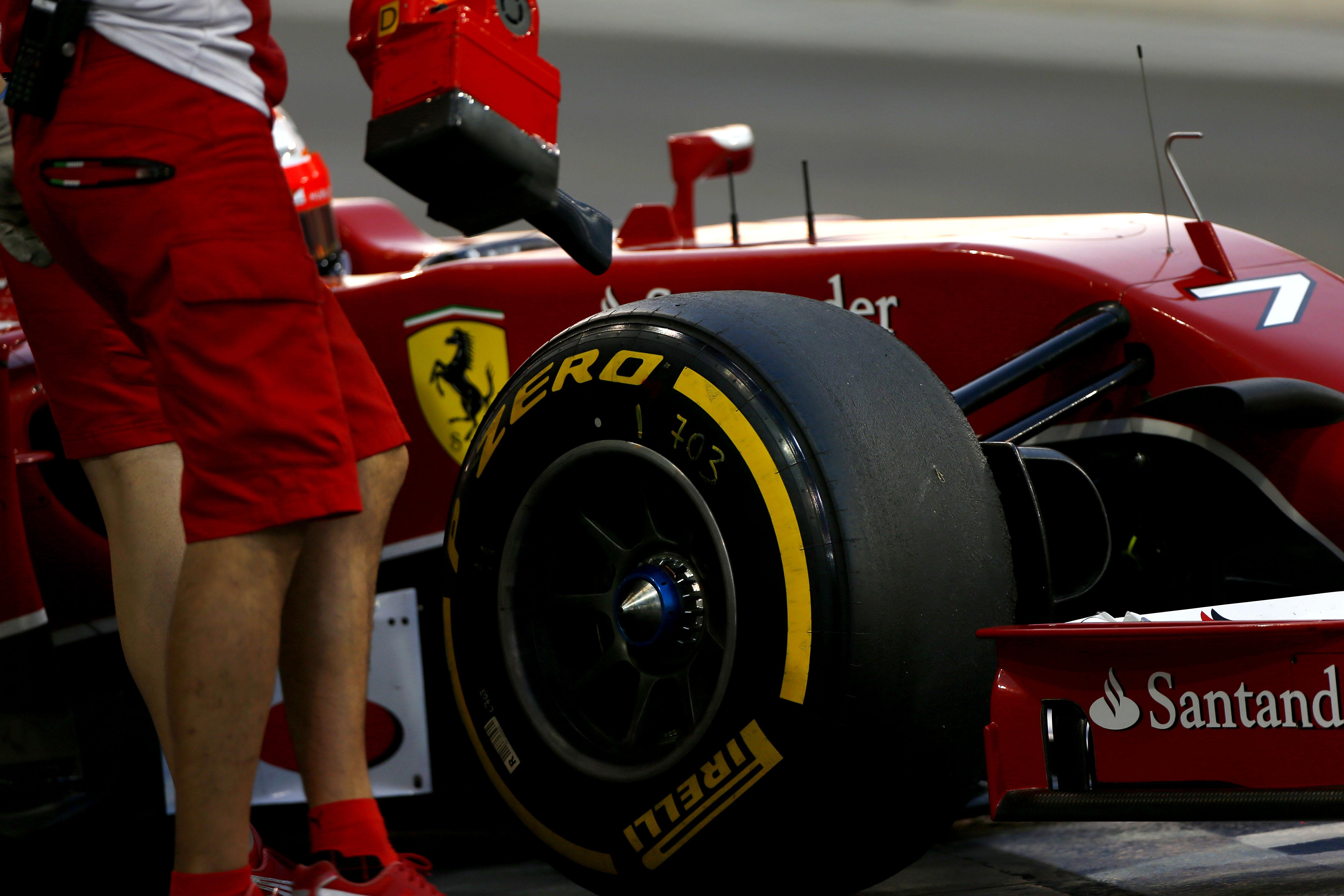 Pirelli in Formula 1: 2013 e 2014 a confronto