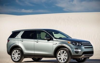 Discovery Sport conquista le 5 stelle EuroNCAP
