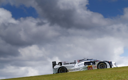FIA WEC: la prima volta della Porsche e la paura per Webber