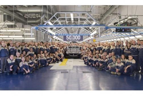 50mila Maserati prodotte
