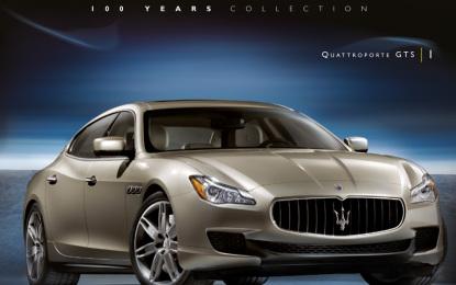 La Gazzetta dello Sport e Fabbri Centauria per i 100 anni Maserati