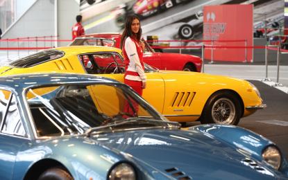Oltre 300mila visitatori per il nuovo Motor Show