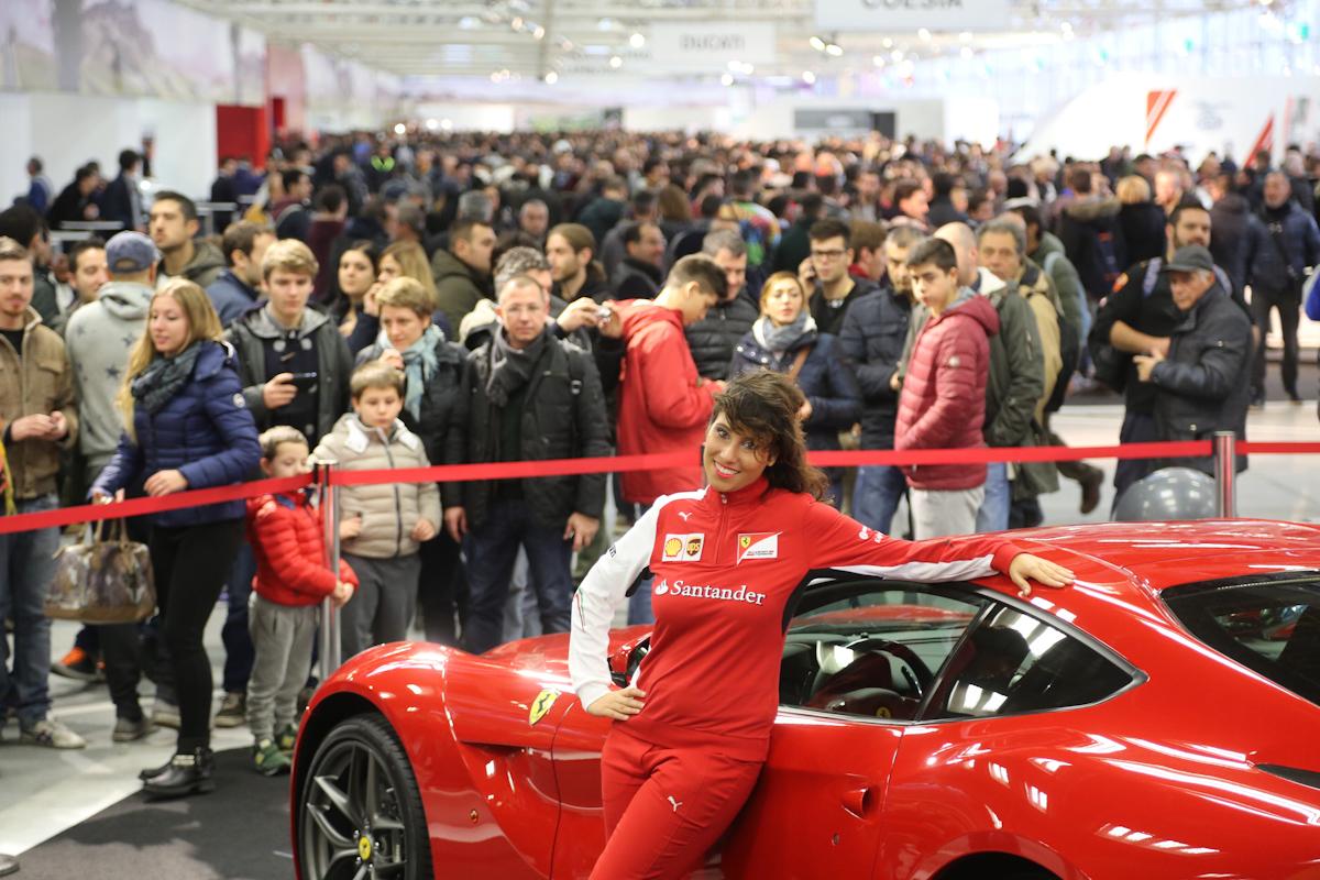 Motor Show: concerti, DJ-SET ed entusiasmo