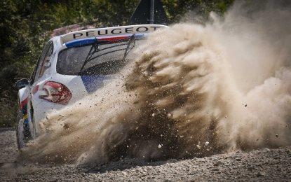 Peugeot Sport premia i campioni 2014
