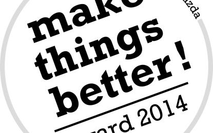 Mazda Makes Things Better Award