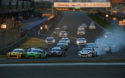 Abu Dhabi ospita l'ultimo round del Trofeo Maserati