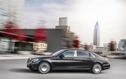 Mercedes-Maybach Classe S: l'essenza del lusso