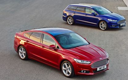 Ford Mondeo sicurezza a 5 stelle