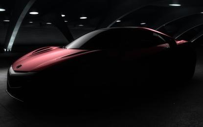 Honda Acura NSX: debutto mondiale al NAIAS