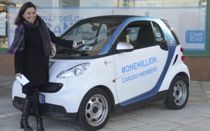car2go: un milione di clienti nel mondo!