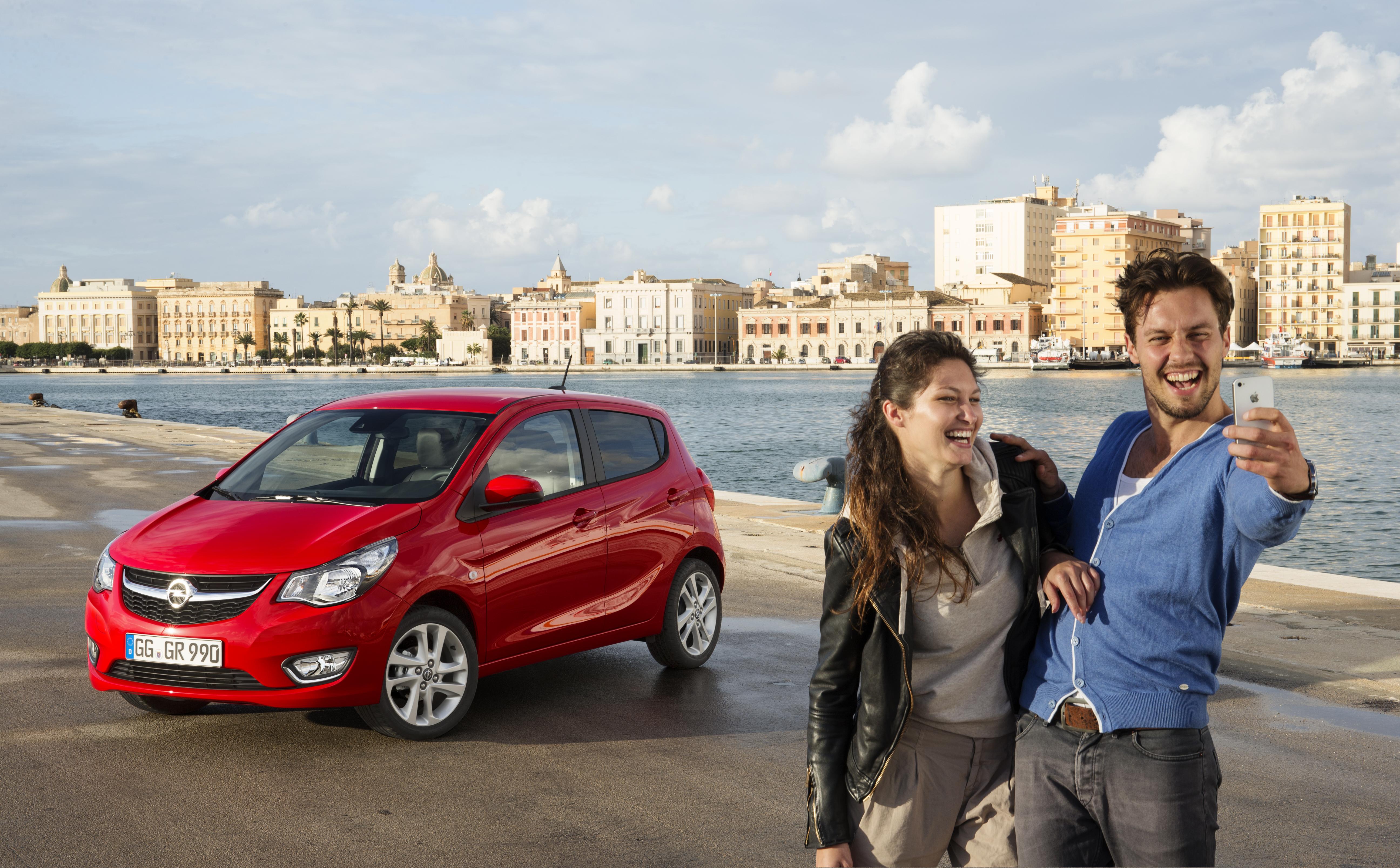 Nuova Opel KARL: piccola, accattivante e accessibile