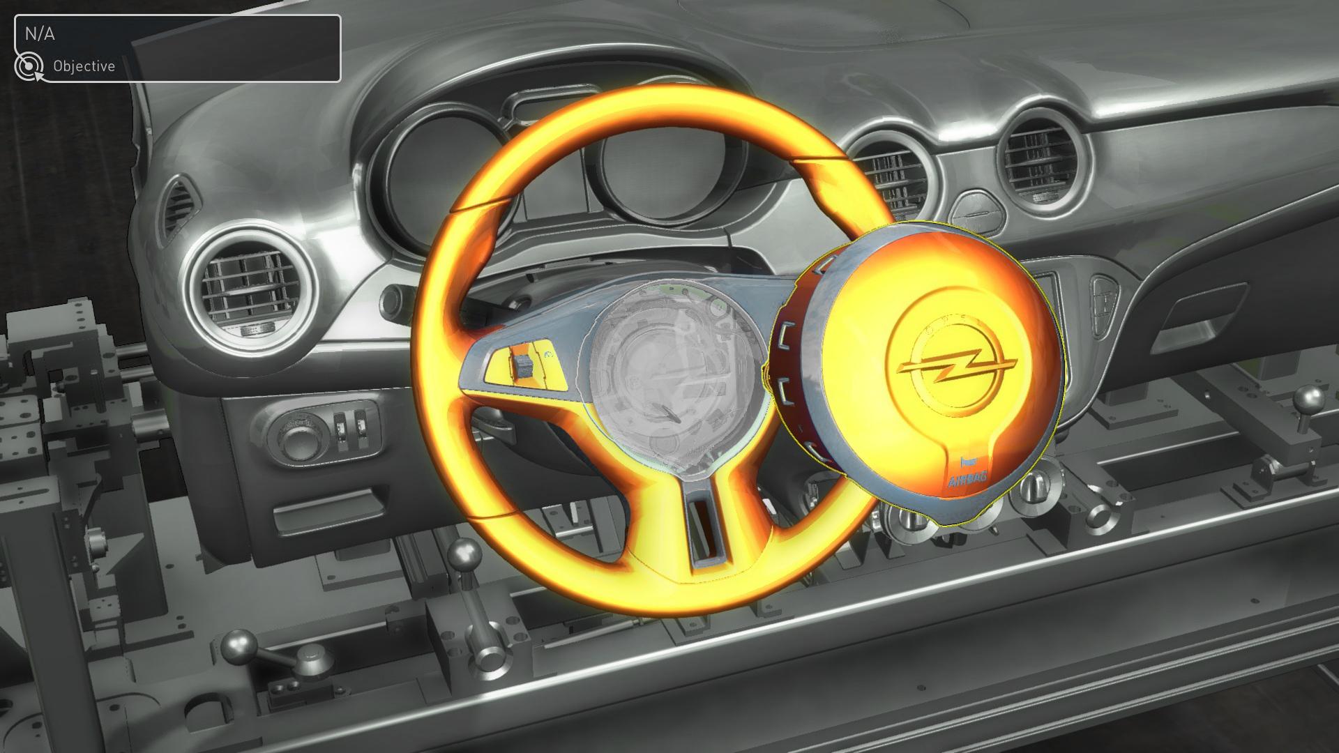 Opel: costruire auto usando la console Wii