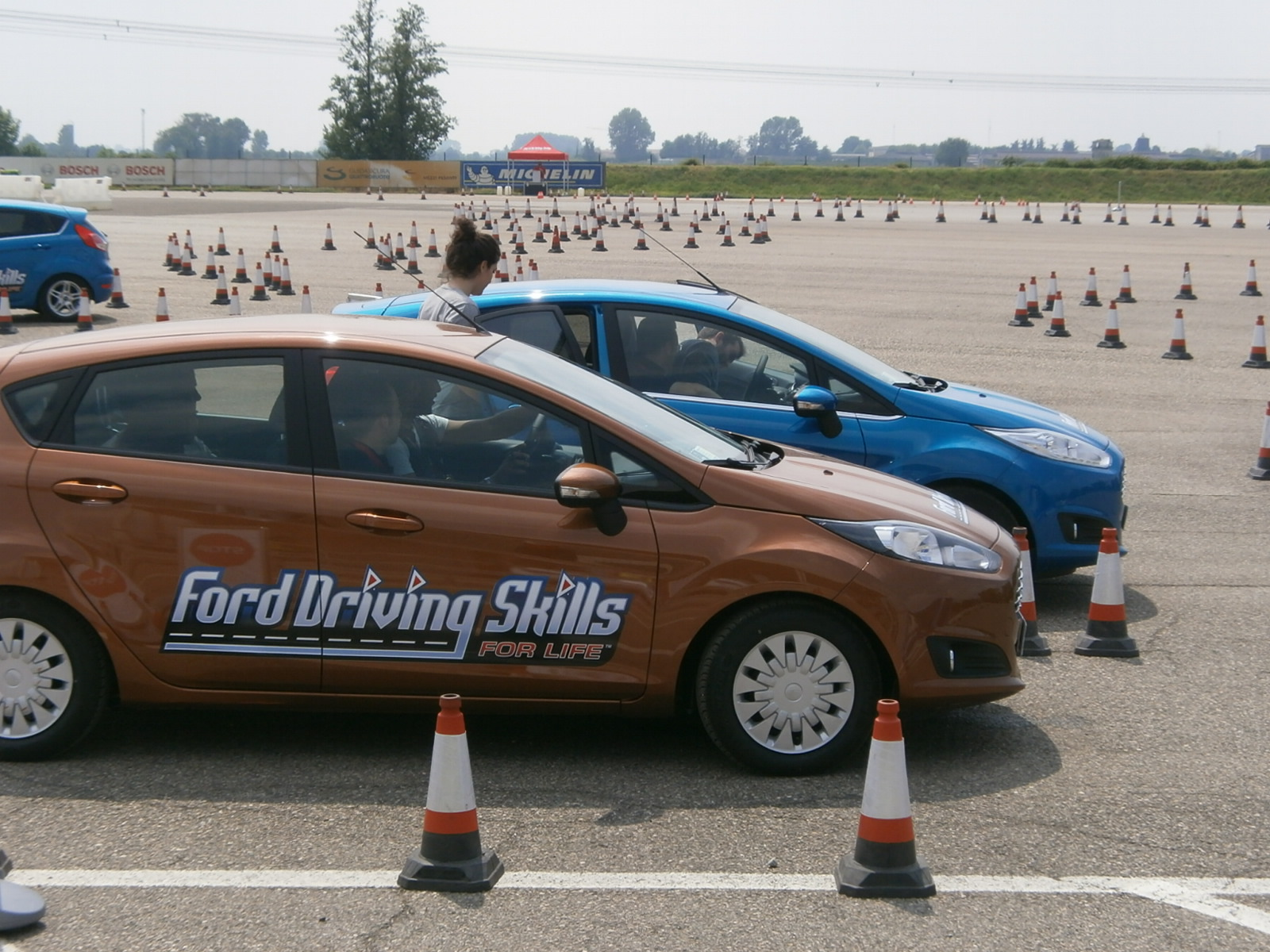 Ford Driving Skills for Life 2014: un programma vincente