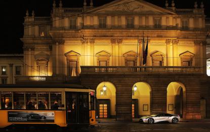 """BMW Italia pronta per la """"prima"""" della Scala"""