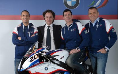 BMW Motorrad Italia SBK Team nel Mondiale 2015