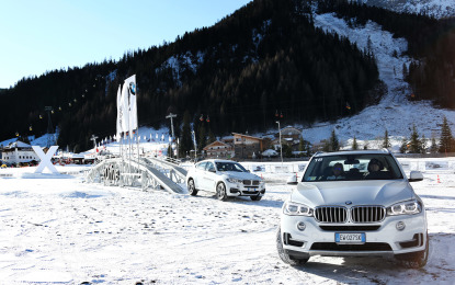 Zanardi Day all'xDrive Live a Corvara