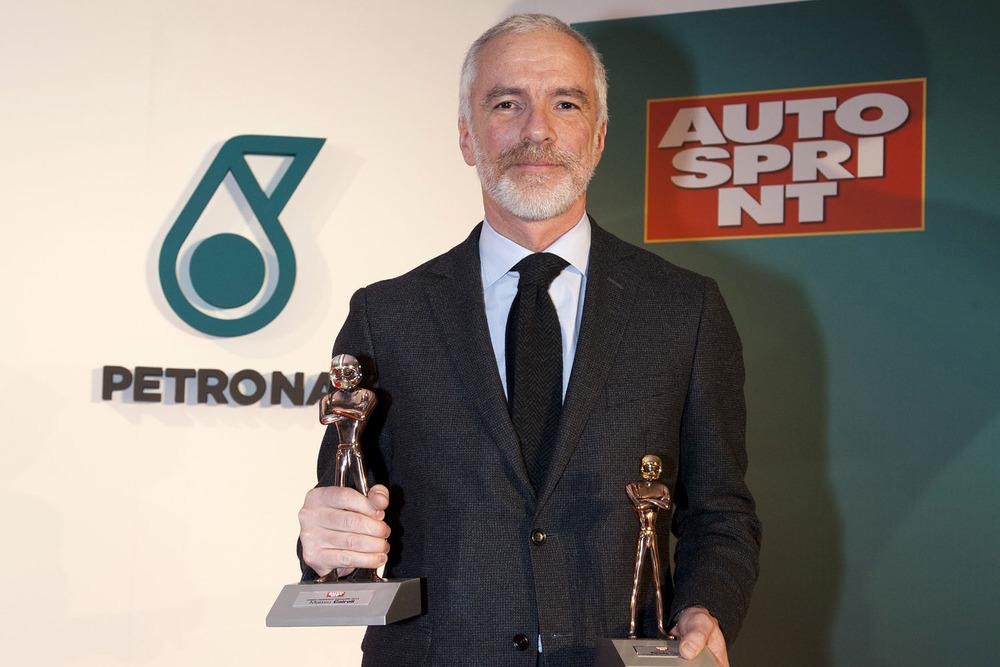Caschi d'Oro: premiati Porsche Italia e Matteo Cairoli