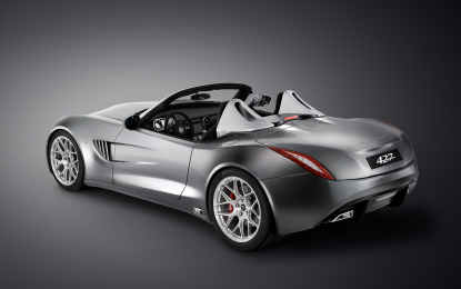 """427 Puritalia: """"From Concept to Reality"""""""
