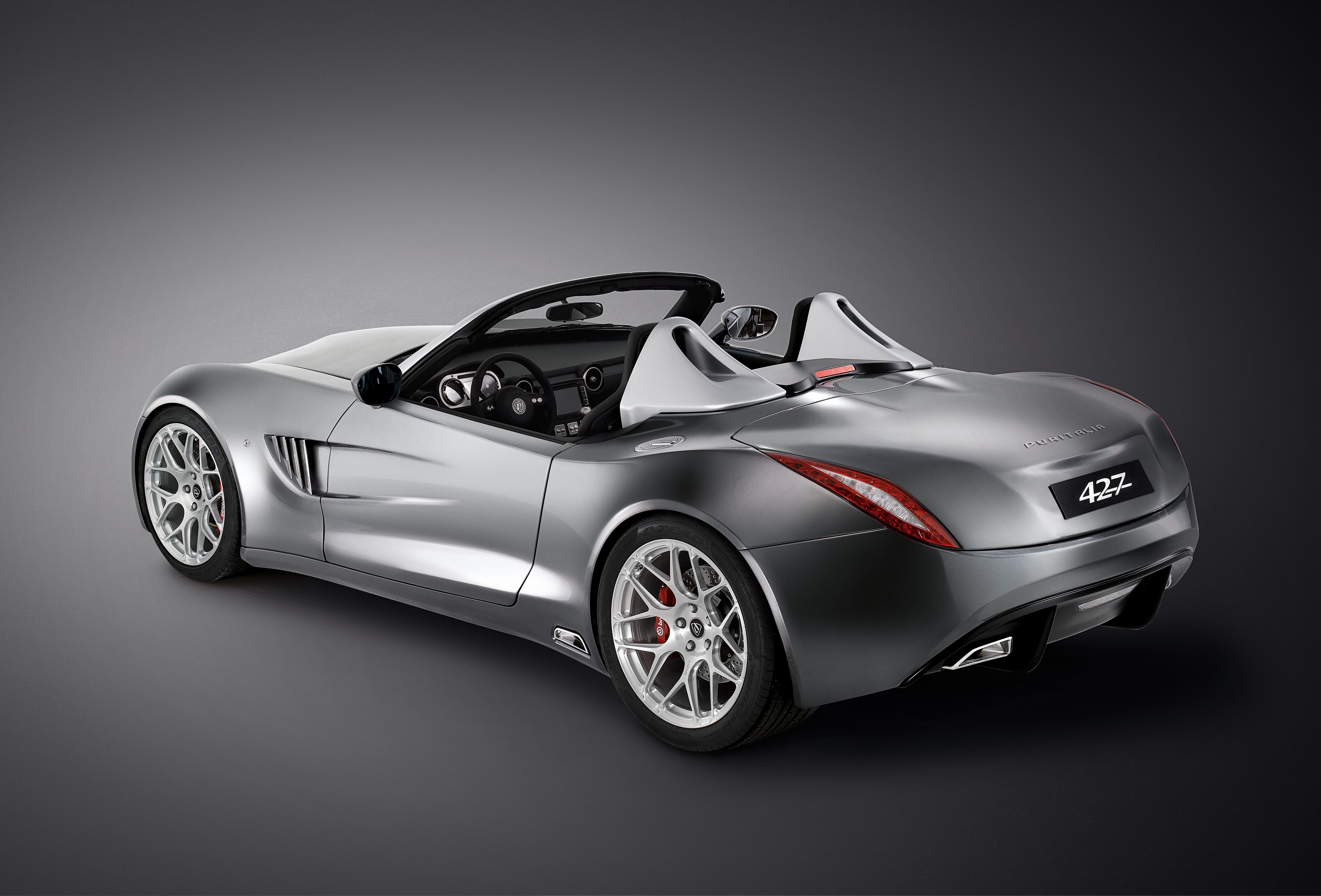 "427 Puritalia: ""From Concept to Reality"""