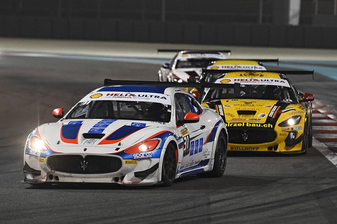 Maserati Trofeo: prime due gare a Calamia e Monti