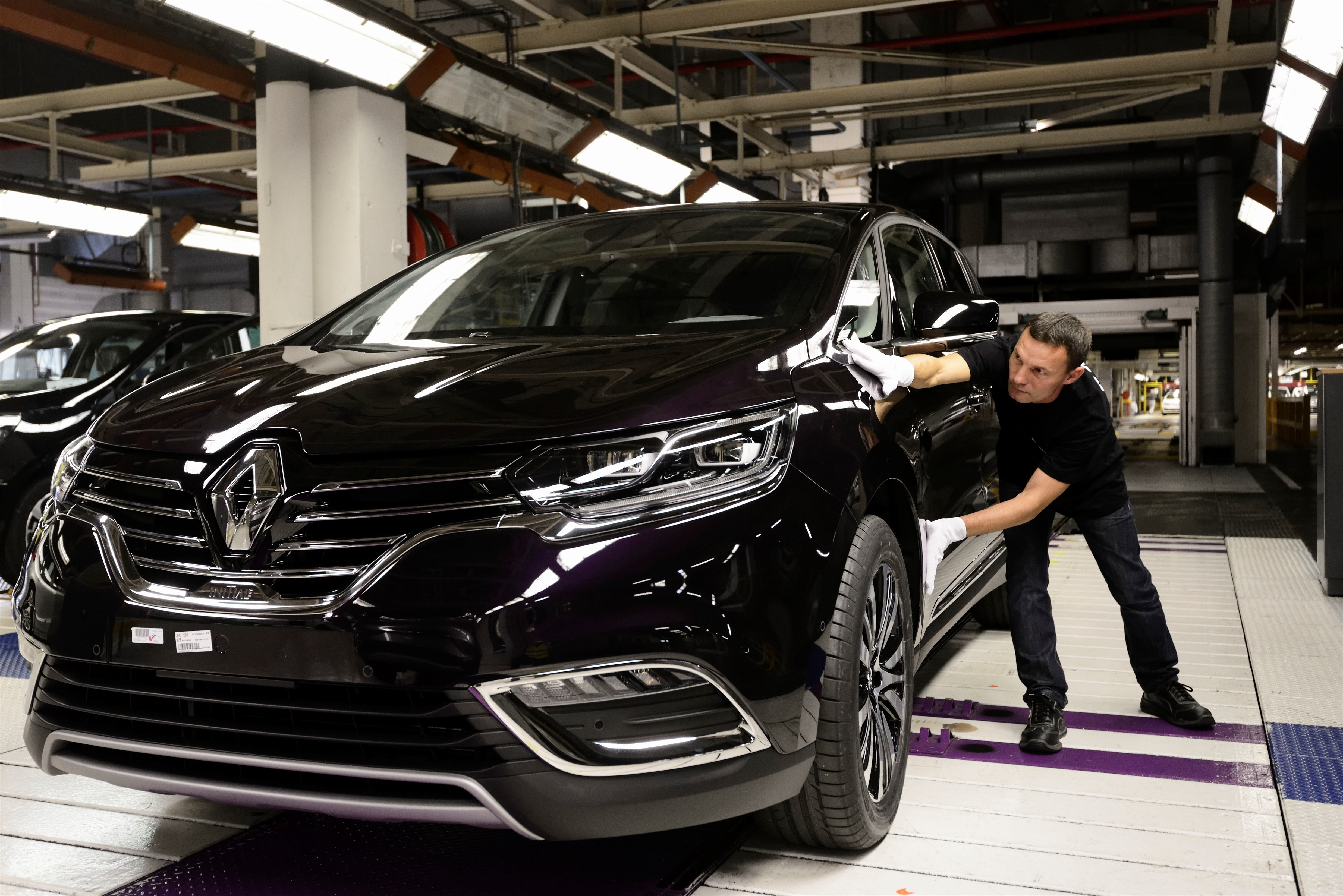 Viaggio a Douai, dove nasce Nuovo Renault Espace