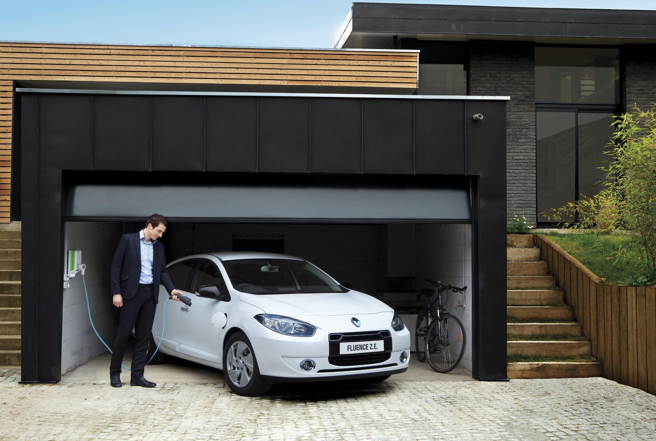 Nuove soluzioni di ricarica per le elettriche Renault