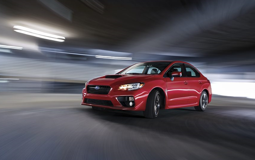 Subaru: premiato il Boxer della WRX