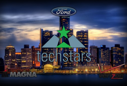 Ford Techstars Mobility