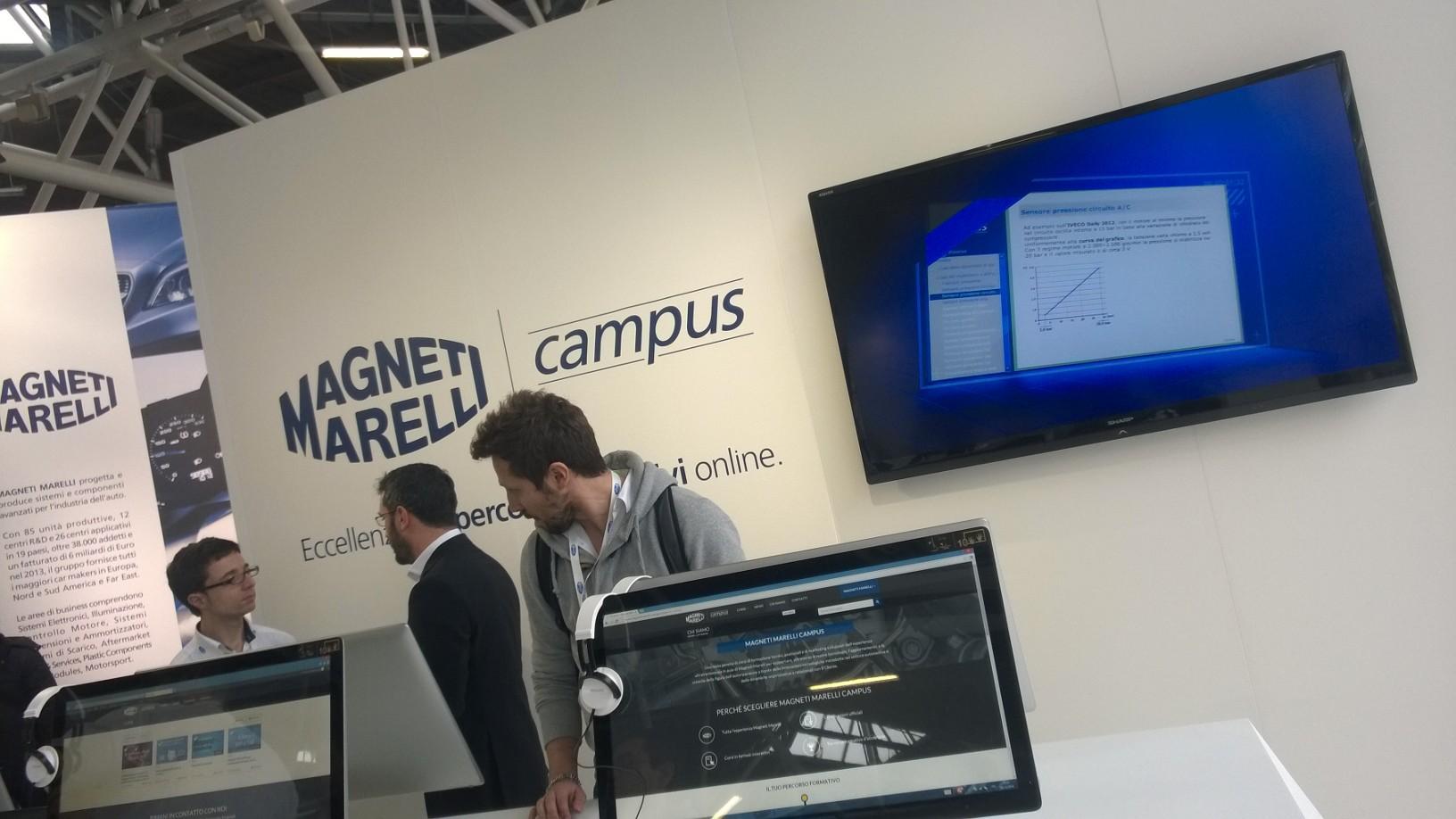 """Magneti Marelli al Motor Show con """"Hackathon"""""""
