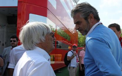 "Minardi: ""Arrivabene, l'uomo giusto al momento giusto"""
