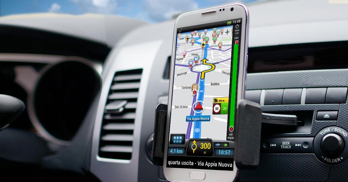 Il Natale ti stressa? Riparti dal GPS!