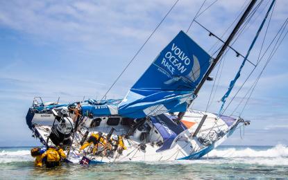 Volvo Ocean Race: Nicholson torna a recuperare la barca
