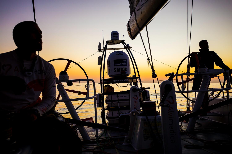 Volvo Ocean Race: Team Alvimedica recupera la posizione