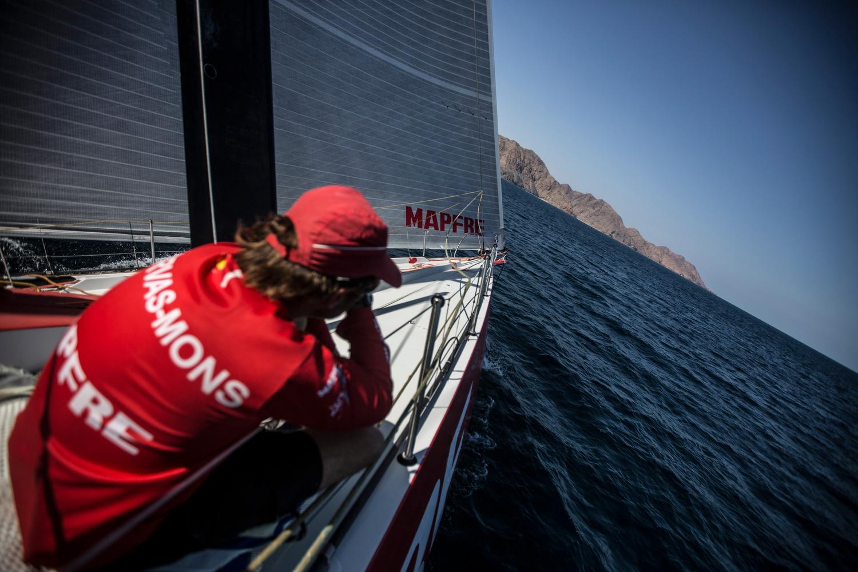 Volvo Ocean Race: battaglia a tre finale, domani l'arrivo