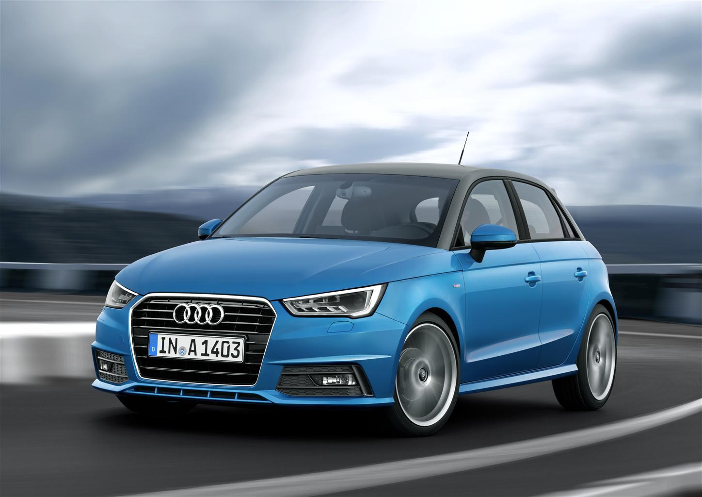 Audi A1 e A1 Sportback