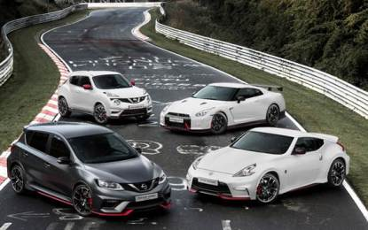 L'INNOVATION e l'EXCITEMENT Nissan al Motor Show