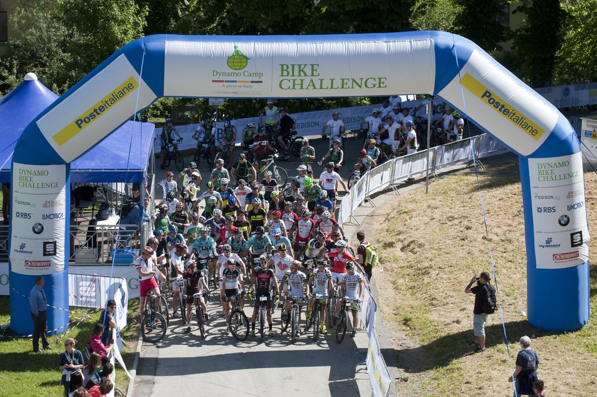 Dynamo Bike Challenge 2015: aperte le iscrizioni