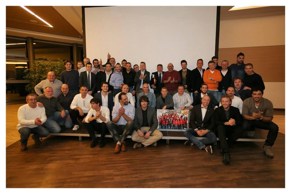I dieci anni del Team Rangoni Corse
