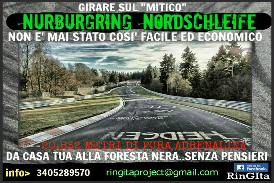 Girare al Nurburgring con RinGIta