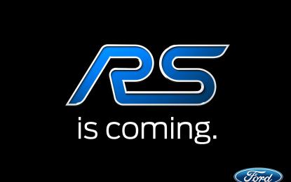 Ford Focus RS: il ritorno!