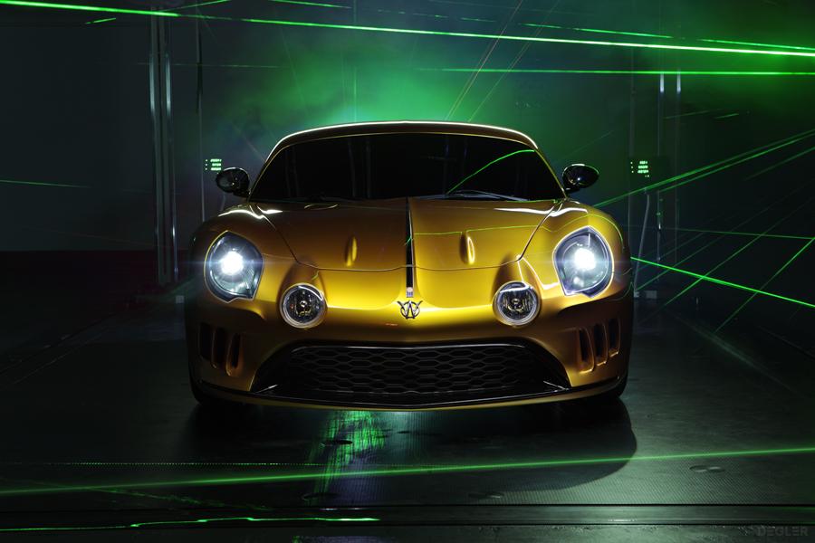 Viotti: tributo al brand Willys al Motor Show